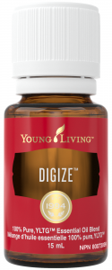 Young Living essential oil blend Digize